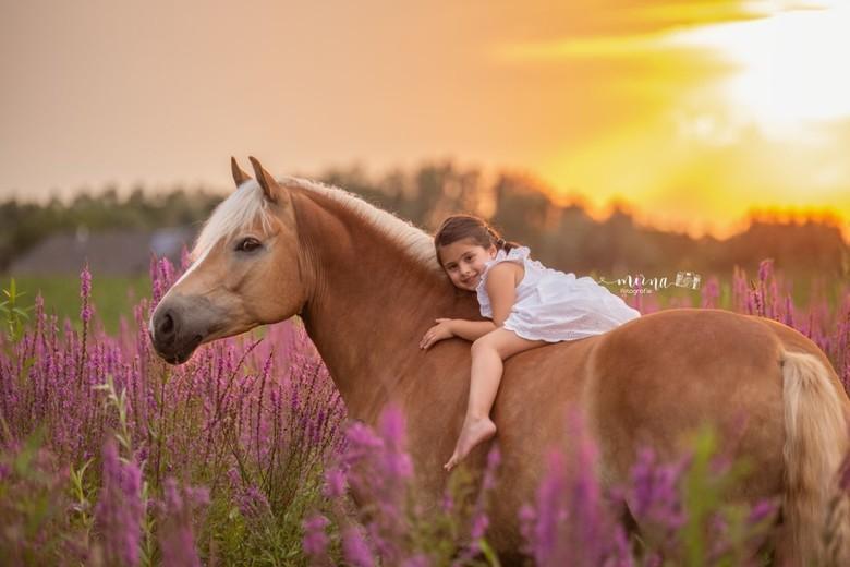 Asya - Paardenmeisje Asya