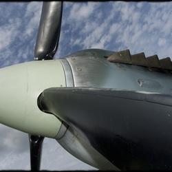 Propeller Spitfire Aviodrome