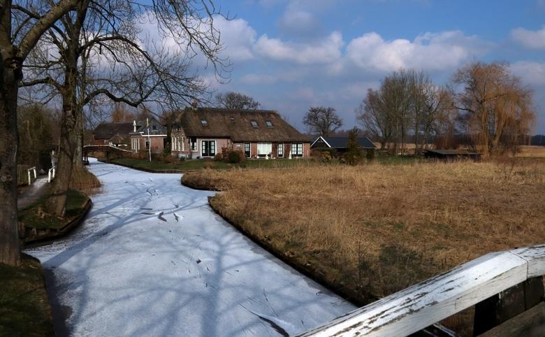 Winter in Giethoorn - Een winters Giethoorn