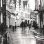 regen in Leer....
