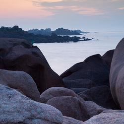 Granite Rosé zonsondergang