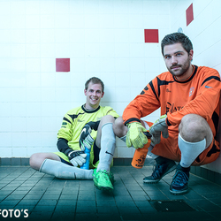 The Keepers of the Goal