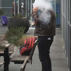 Smoke cover