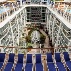 Inside the Harmony of the Seas