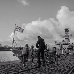 Navyboat Antwerp