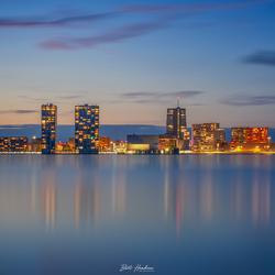 Skyline Almere-Stad