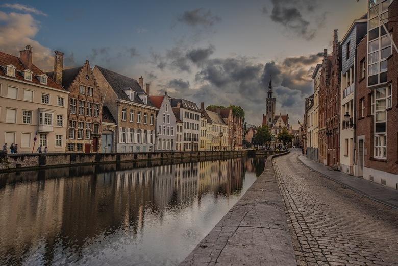 Brugge  - Brugge, 13-08-2019<br /> <br /> Nikon D750, Lee 0.9ND soft grad, Sigma 12.24 ART 13mm, F4 1/400