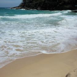 Kata Beach staand panorama