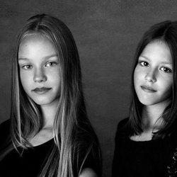 vier meiden | zwaag | 2017