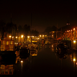 Hillegom by night 2