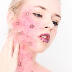 Selfportrait - Flowers