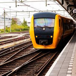 rein in station Hengelo