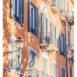 Chique straatjes in Rome
