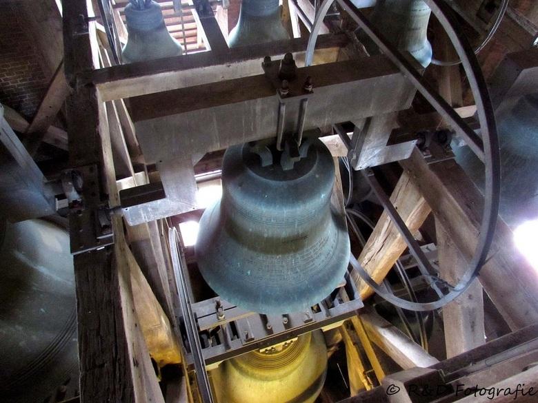 De klokken van de Martinitoren -