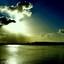 Donkere wolk tegenlicht opname(4)......