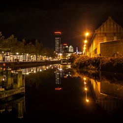 Leeuwarden at midnight 20-10-15