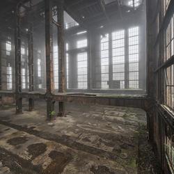 Urbex fabriek