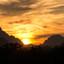 karstbergen Laos