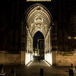 Nacht onder de Dom