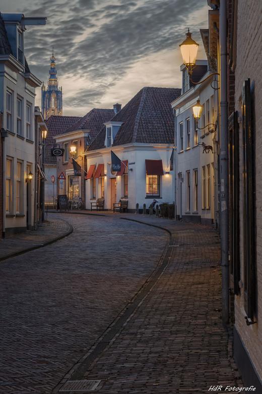Naar de binnenstad