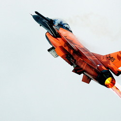 Luchtmachtdagen F16