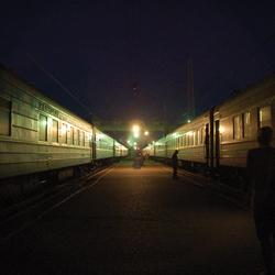 Transsiberië Express // Rusland