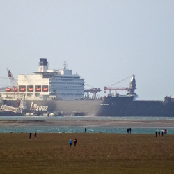Grootste catamaran ter wereld