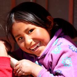 Peruaanse glimlach