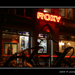 bioscoop in Gorinchem...