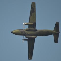 Duitse C-160 Transall .. tijdens Falcon Leap