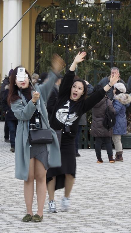 Selfie in Wien II -