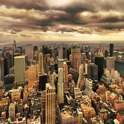 View from Empire State Building (2)