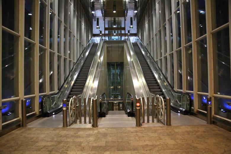 Metrotrappen -