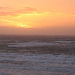 strand callantsoog stormachtig