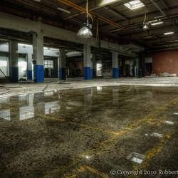 Kartonfabriek, weerspiegeling