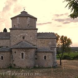 Kerk in Larnas (Fr)