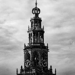 Top van Martinitoren.