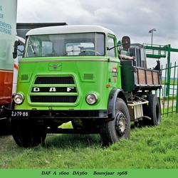 DAF  A 1600 Groene Kipper_DSC5396