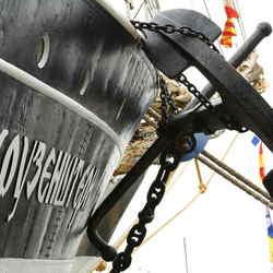 Kruzenstern, sail 2010