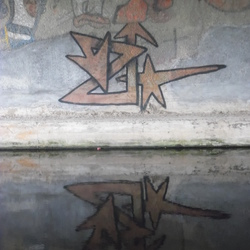 Double graffity