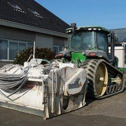 Trucktime  Apart geval  John Deere Tractor  Hv H  26 mrt 2012