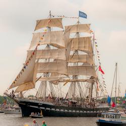 Sail 2015-11 Belem Frankrijk
