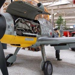 Messerschmitt bf 109 at Sinsheim Museum