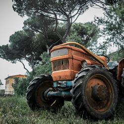 Italian tractor