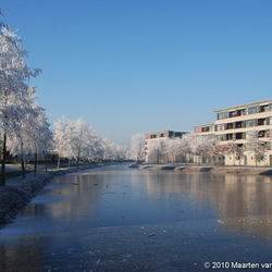 Winter in Hintham-Noord