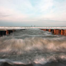 at the seashore - 2