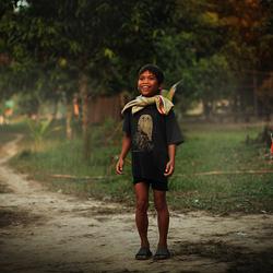 Phum Yorn village