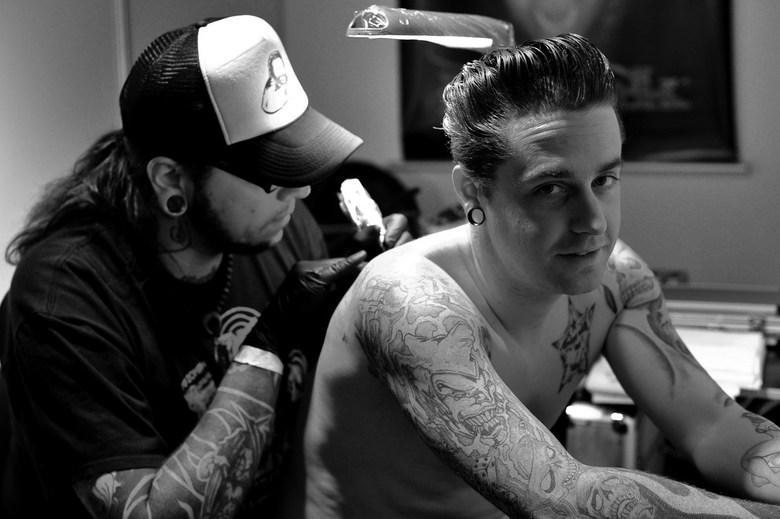 Tattoo. - Tattoo.