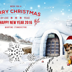 Merry Christmas and Happy New Year 2016 ...