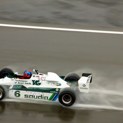 Williams FW08-03 F1 Eifelrennen
